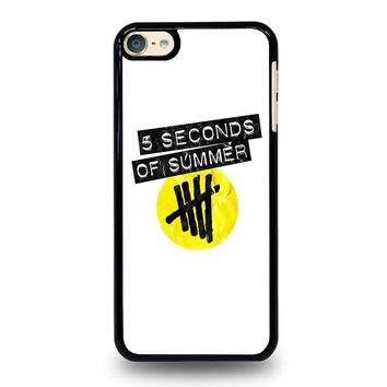 5 SECONDS OF SUMMER 2 5SOS iPod Touch 4 5 6 Case Cover