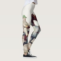 TOP Harness Racing Leggings