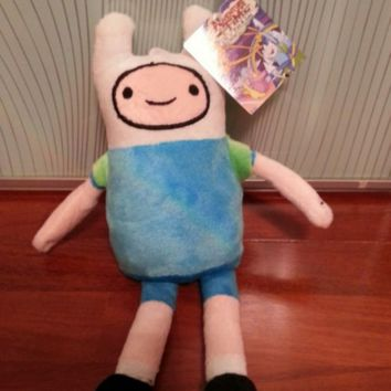 adventure time with Finn and Jake figures plush toy
