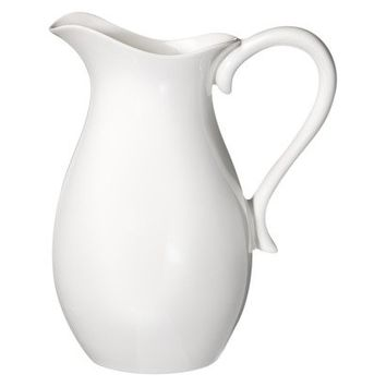 Threshold™ Porcelain Pitcher - White