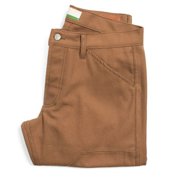 The Chore Pant - Camel