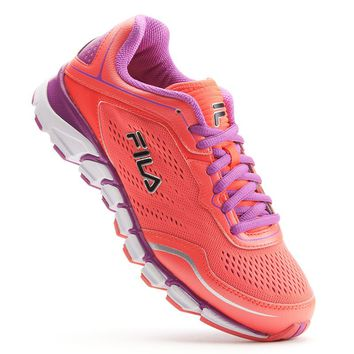 FILA Spectrum Energized Women's Running Shoes (Pink)