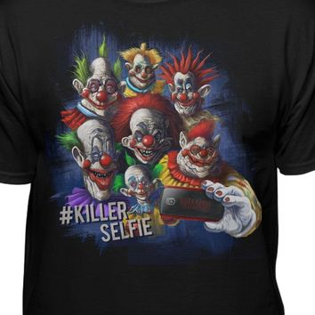 Killer Klowns From Outer Space Official Horror Killer Selfie T-Shirt
