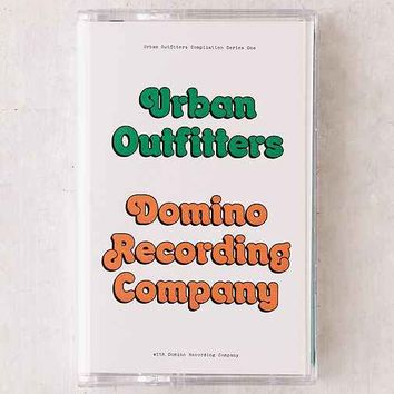 Various Artists - UO Domino Compilation Cassette Tape