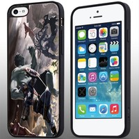 Marvel Comics Avengers Iphone 4/4s 5 5c 6 6plus Case (iphone 6plus black)