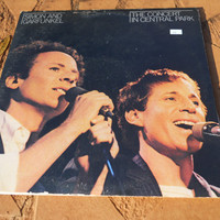 SALE Simon and Garfunkel The Concert in Central Park vinyl