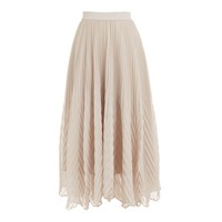 Full circle pleated skirt - Bottoms - Clothes - Ladies