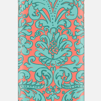 iPhone 6 Case , Palm Beach iPhone 6 case, Teal iPhone 6 case, iPhone 5c case melon, multi color cell case, cellcasebythatsnancy
