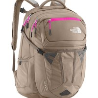 The North Face Recon Backpack in Brindle Brown for Women CLG3