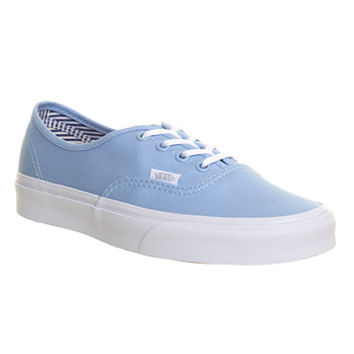 Vans Authentic Deck Club Pastel Blue Bell - Unisex Sports