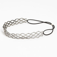 BP. Rhinestone Lattice Headband | Nordstrom