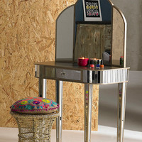 Mirrored Vanity - Urban Outfitters