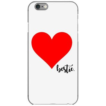 Besties Heart Family Matching iPhone 6/6s Case