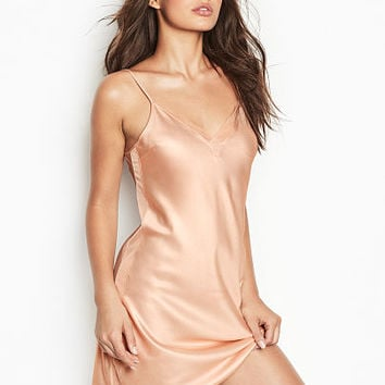 Satin Slip Dress - Victoria's Secret