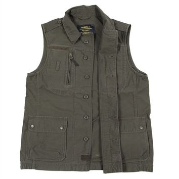 Alpha Industries Rival Vest : Men's Casual Outerwear
