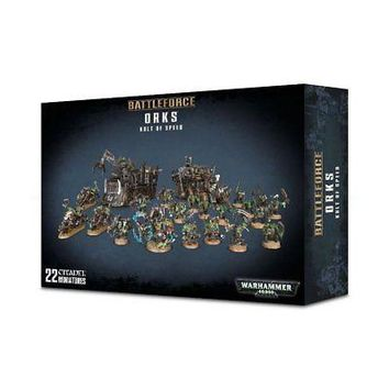 Battleforce: Orks Kult of Speed Warhammer 40,000
