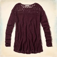 Harbor Cove Extra Long Sweater
