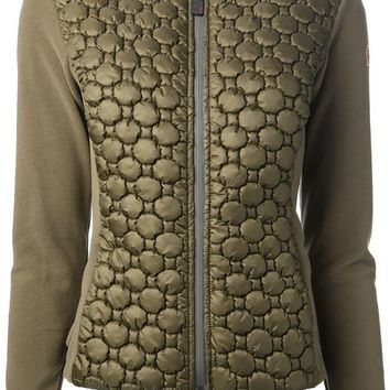 Moncler Grenoble quilted front jacket