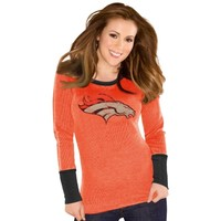 Ladies Denver Broncos Touch by Alyssa Milano Orange Kari Thermal