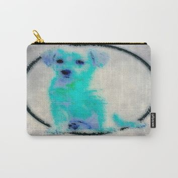 SLUSH Carry-All Pouch by Jessica Ivy