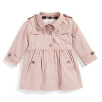 Toddler Girl's Burberry 'Melody' Coat