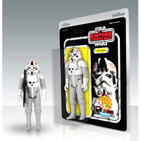AT-AT Driver Star Wars 12 Inch Scale Kenner Gentle Giant SDCC Jumbo Figure