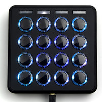 DJ TechTools - Midi Fighter 3D