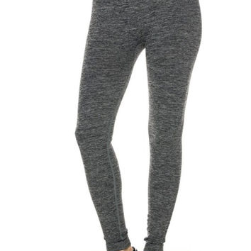 Seamless High Waisted Yoga Leggings