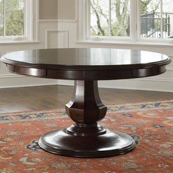 Brownstone Furniture Sienna Round Dining Table