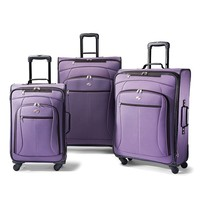American Tourister Luggage, Pop 3-pc. Expandable Luggage Set