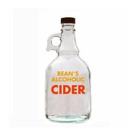 Bean's Alcoholic Cider Jug From Fantastic Mr Fox