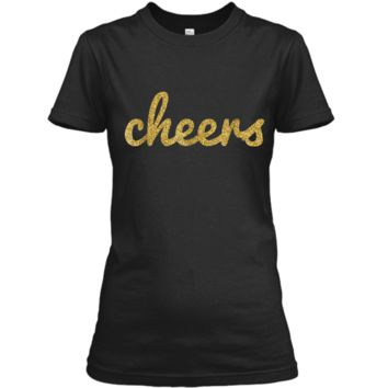 New Years Eve  Happy New Year 2019 Cheers Celebration Ladies Custom