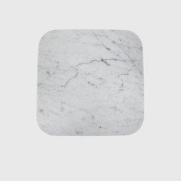 Cararra Marble Platter - Square
