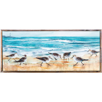 Sea Birds Canvas Wall Decor | Hobby Lobby | 1472182