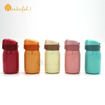 200ML Mini  Thermos Coffee Vacuum Flask Stainless Steel Drink Water Bottle Termos Thermo Cup And Mug Garrafa Termica