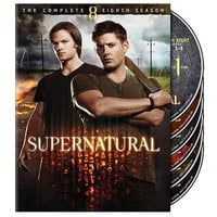 Walmart: Supernatural: The Complete Eighth Season (Widescreen)