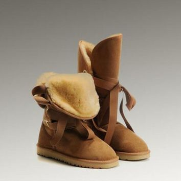 UGG Roxy Tall 5818 Boots Chestnut I