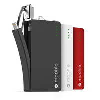mophie power reserve iPhone & iPod Portable Charger Battery Pack