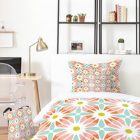Heather Dutton Crazy Daisy Sorbet Bed In A Bag