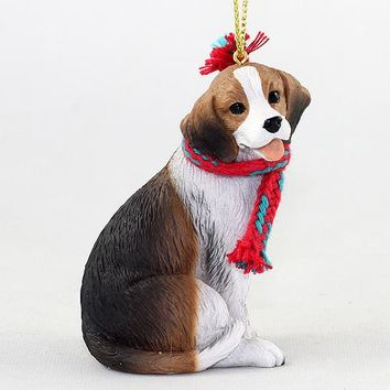 BEAGLE ORIGINAL ORNAMENT, LARGE