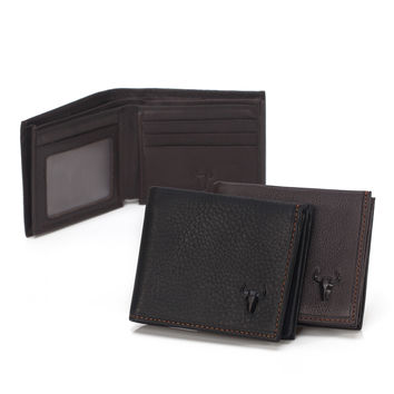 Men Big Capacity Wallet [9026228611]