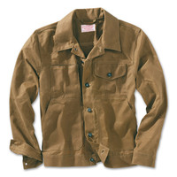 Short Cruiser Jacket - Tin Cloth