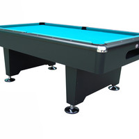 Playcraft Black Knight Slate Pool Table Series