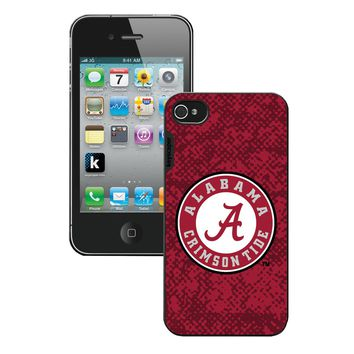 Keyscaper iPhone 4 or 4S Case Alabama Crimson Tide