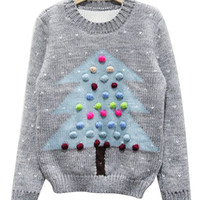 Sweater Christmas Tree Sweater