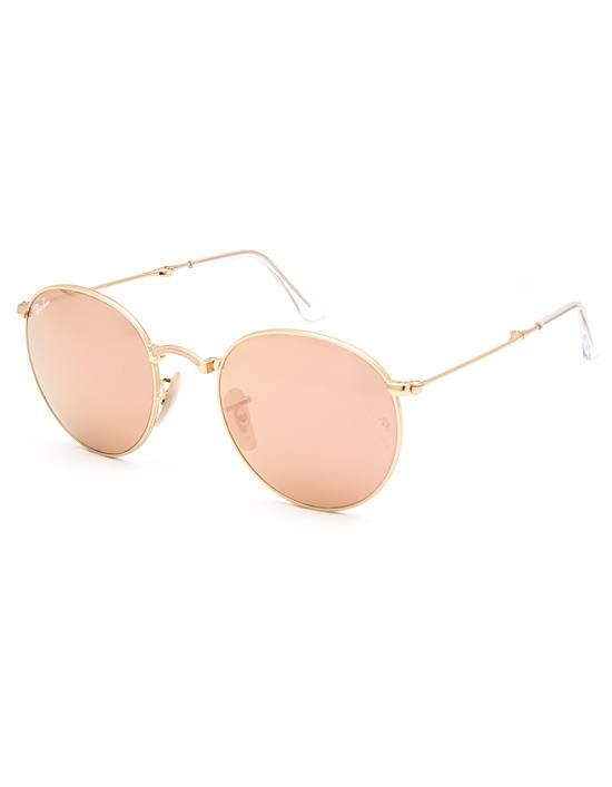 a81b978b7a Ray-Ban Round Folding Sunglasses Rose from Tilly s