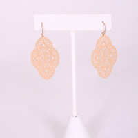 The Isabella Earring in Gold