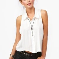 Cloud Nine Shirt in What's New at Nasty Gal