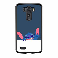 Hello Stitch Disneylilo & Stitch LG G3 Case