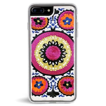 Bellisima Embroidered iPhone 7/8 Plus Case